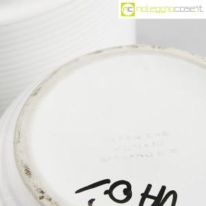 Ceramiche Munari, coppia di vasi bianchi (9)