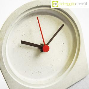 Danese Milano, orologio in cemento mod. Tino, Kuno Prey (5)
