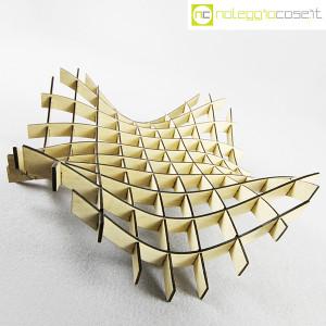 Noleggiocose, struttura free form in legno, Gabriella Mastrangelo (3)