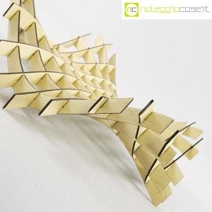 Noleggiocose, struttura free form in legno, Gabriella Mastrangelo (5)