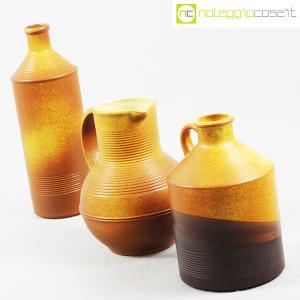 Ceramiche Bucci, brocca, bottiglia e versatoio, Franco Bucci (3)
