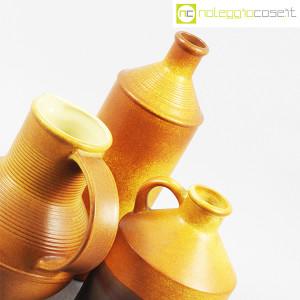 Ceramiche Bucci, brocca, bottiglia e versatoio, Franco Bucci (5)