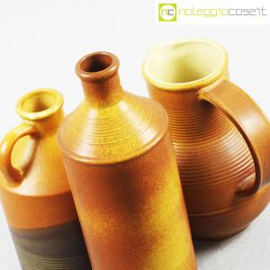 Ceramiche Bucci, brocca, bottiglia e versatoio, Franco Bucci (6)