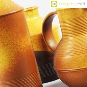 Ceramiche Bucci, brocca, bottiglia e versatoio, Franco Bucci (7)