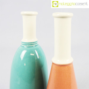 Ceramiche Bucci, coppia bottiglie per Biesse, Franco Bucci (5)