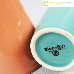 Ceramiche Bucci, coppia bottiglie per Biesse, Franco Bucci (9)
