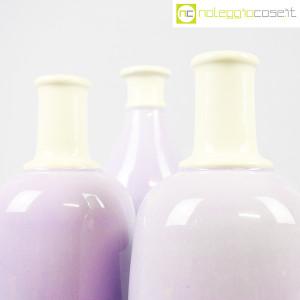 Ceramiche Bucci, set bottiglie lilla, Franco Bucci (5)