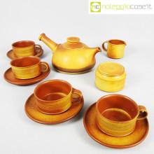 Ceramiche Bucci set da tè Franco Bucci