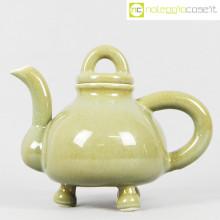 Ceramiche Bucci teiera verde