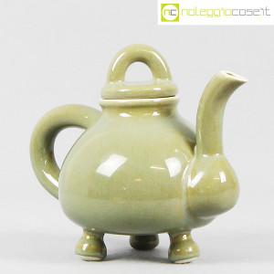 Ceramiche Bucci, teiera verde, Franco Bucci (2)