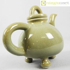 Ceramiche Bucci, teiera verde, Franco Bucci (4)
