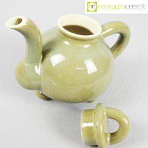 Ceramiche Bucci, teiera verde, Franco Bucci (5)