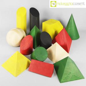 Forme geometriche in legno set 01 (rosso) (9)
