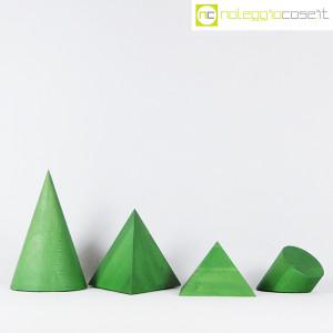 Forme geometriche in legno set 02 (verde) (2)