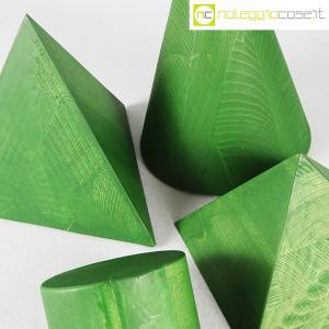Forme geometriche in legno set 02 (verde) (7)