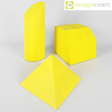 Forme geometriche in legno set 03