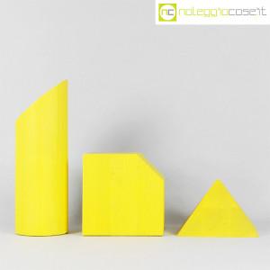 Forme geometriche in legno set 03 (giallo) (2)