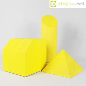 Forme geometriche in legno set 03 (giallo) (3)