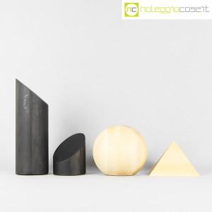 Forme geometriche in legno set 04 (naturale e nero) (2)