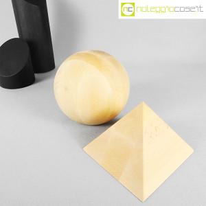 Forme geometriche in legno set 04 (naturale e nero) (5)