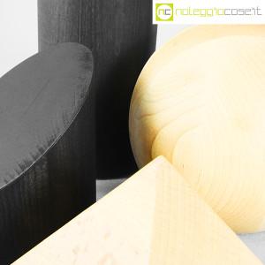 Forme geometriche in legno set 04 (naturale e nero) (8)