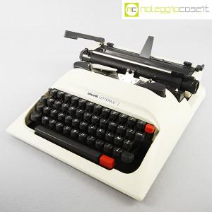 Olivetti, macchina da scrivere Lettera 12, Mario Bellini (1)