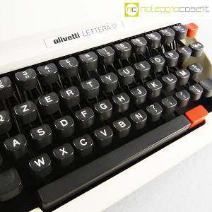 Olivetti, macchina da scrivere Lettera 12, Mario Bellini (8)