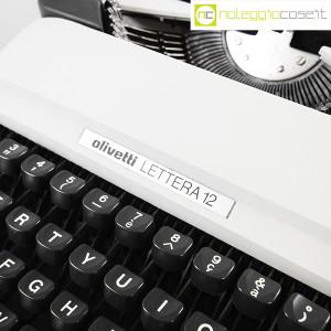 Olivetti, macchina da scrivere Lettera 12, Mario Bellini (9)