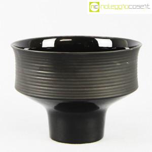 Rosenthal, vaso coppa nero, Tapio Wirkkala (1)