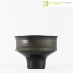 Rosenthal, vaso coppa nero, Tapio Wirkkala (2)