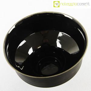 Rosenthal, vaso coppa nero, Tapio Wirkkala (4)