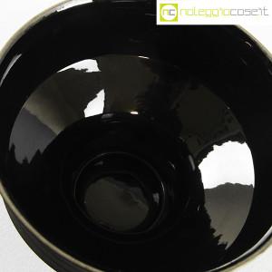 Rosenthal, vaso coppa nero, Tapio Wirkkala (8)