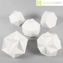 Solidi bianchi in cartoncino set 01