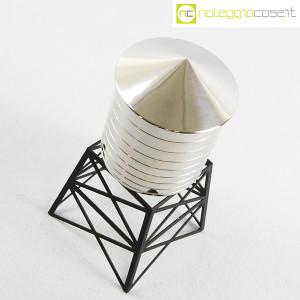 Alessi, contenitore Water Tower mod. DL02B, Daniel Libeskind (4)