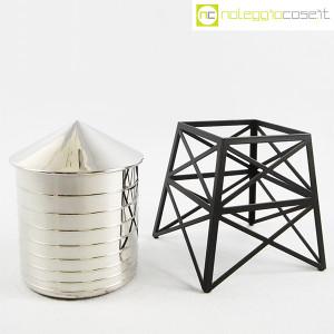 Alessi, contenitore Water Tower mod. DL02B, Daniel Libeskind (5)