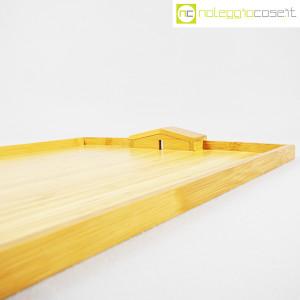 Alessi, vassoio in bambù Quattro muri e due case MDL01, Michele De Lucchi (6)
