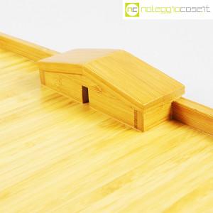 Alessi, vassoio in bambù Quattro muri e due case MDL01, Michele De Lucchi (7)
