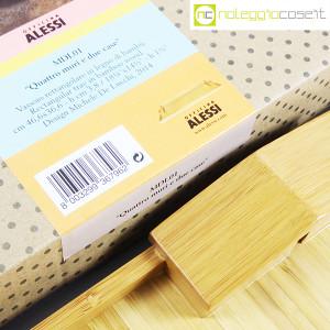 Alessi, vassoio in bambù Quattro muri e due case MDL01, Michele De Lucchi (9)