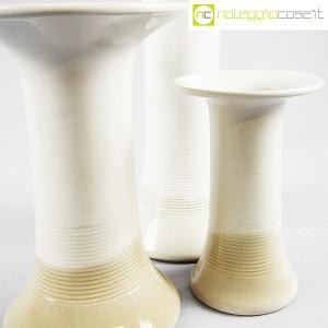 Ceramiche Bucci, tris di vasi a colonna, Franco Bucci (5)