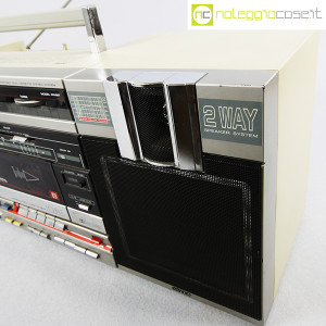 Irradio, stereo boombox mod. WM961 (8)
