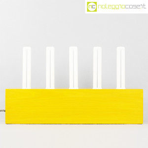 Memphis Milano (Post Design), lampada Pattica, Ettore Sottsass (2)