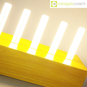 Memphis Milano (Post Design), lampada Pattica, Ettore Sottsass (5)