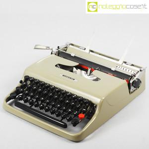 Olivetti, macchina da scrivere Lettera 22 grigio sabbia, Marcello Nizzoli (2)