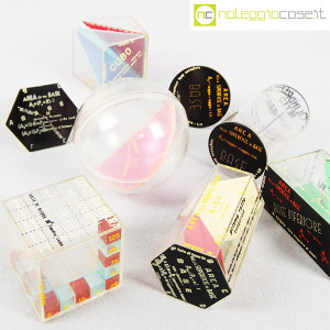 Solidi didattici in plaxiglass (6)