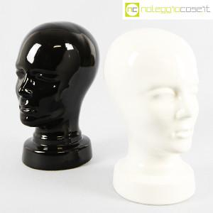 Teste in ceramica nero e bianco (1)