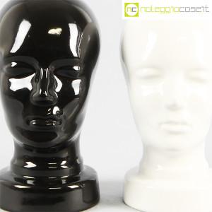 Teste in ceramica nero e bianco (5)