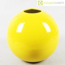 Zanolli & Sebellin vaso sfera giallo