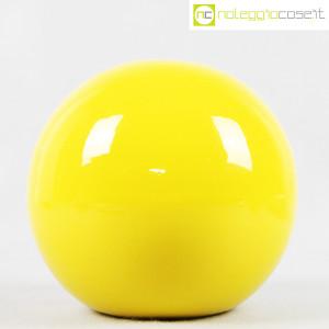 Zanolli & Sebellin, vaso sfera giallo (2)