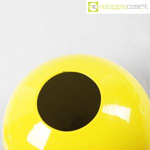Zanolli & Sebellin, vaso sfera giallo (4)