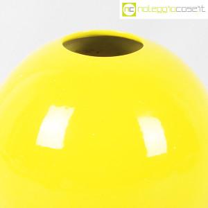 Zanolli & Sebellin, vaso sfera giallo (5)